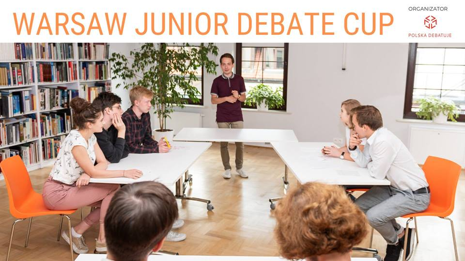 Warsaw Junior Debate Cup